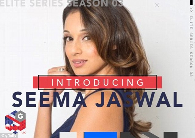 Seema Jaswal will be joining Tom Deacon as the host for Gfinity Elite Series FIFA broadcasts